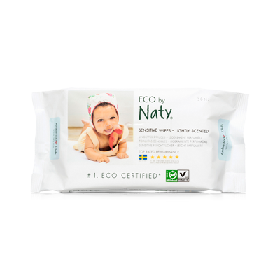 Lightly Scented Wet Wipes