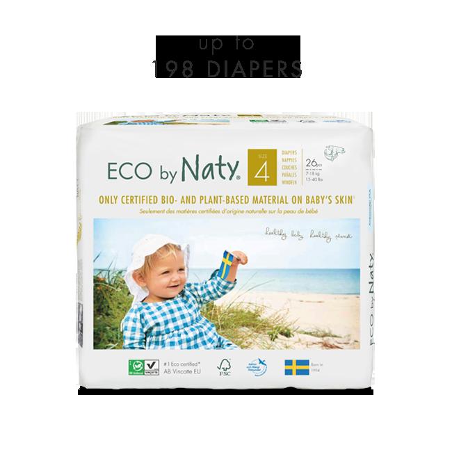 Diaper Subscription Natycom